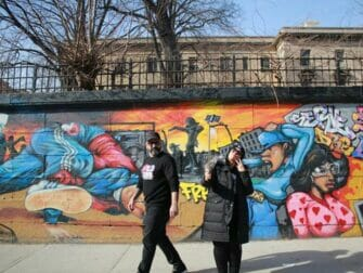 Hip Hop Tour in Harlem NYC