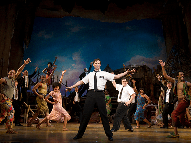 The Book of Mormon on Broadway Tickets - With Locals