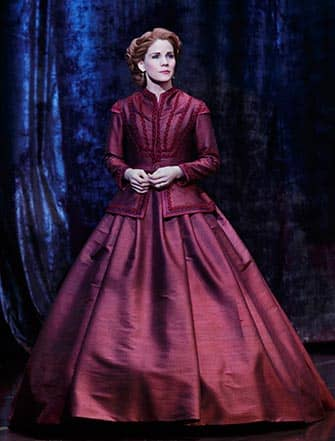 The King and I on Broadway - Kelli O'Hara