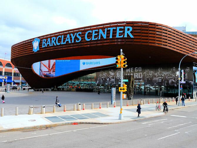 Brooklyn Tour - Barclays Center