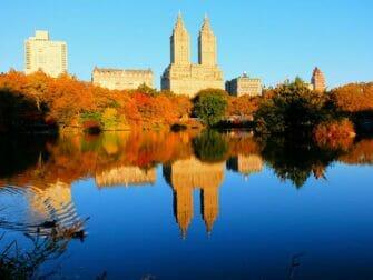 Central Park Movie Sites Walking Tour - The Reservoir