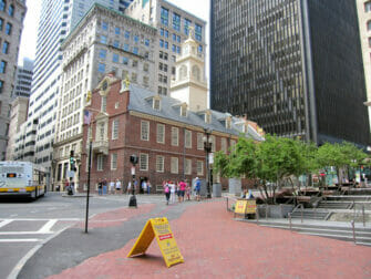 Day Trip to Boston from New York Freedom Trail