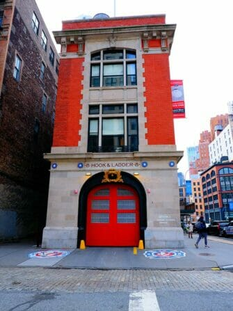 Movies and TV Tour in New York - Ghostbusters