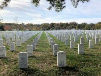 New York to Washington D C by Train Day Trip Arlington Cemetery