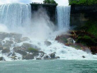 Niagara Falls 2 Day Trip - Bride Veil Falls