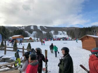 Ski or Snowboard Day trip in New York - Hunter Mountain