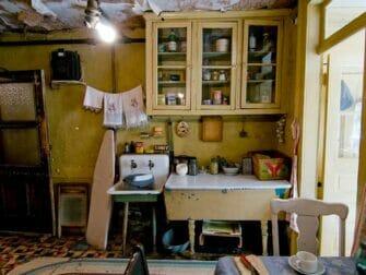 Tenement Museum in New York Baldizzi Kitchen