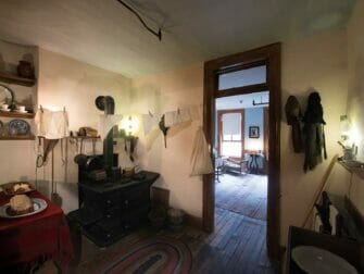 Tenement Museum in New York L Clayman