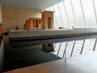 The Metropolitan Museum of Art in New York Temple of Dendur