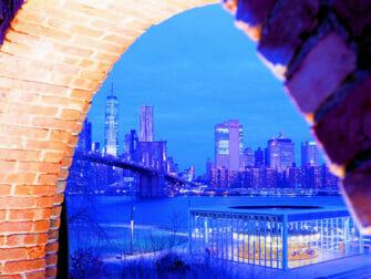 Brooklyn Bridge Park in New York - Empire Stores