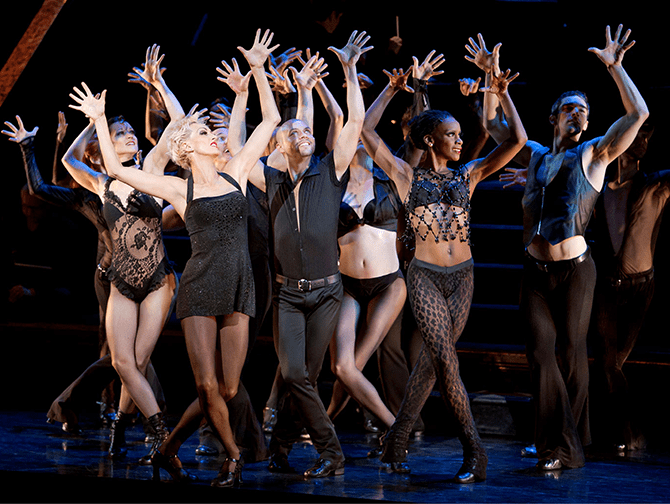 Chicago on Broadway Tickets - Cast