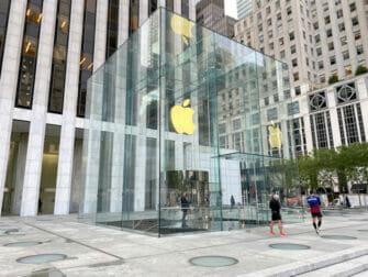 Electronics and Gadgets in NYC - Apple Store