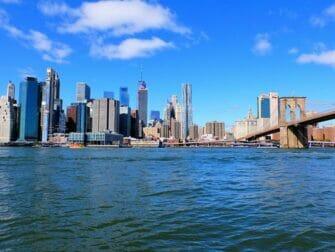 New York Pizza Tour to Brooklyn and Coney Island - Brooklyn Bridge Park