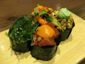 Sushi in New York