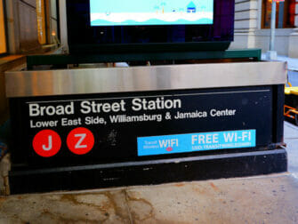 WiFi in New York - WiFi at Fifth Avenue Station