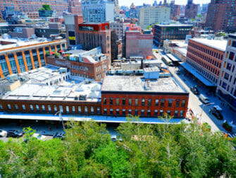 Whitney Museum in New York - Meatpacking District