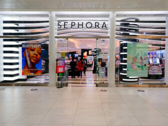 Make-up in New York - Sephora