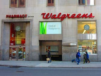 Make-up in New York - Walgreens