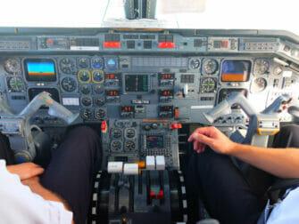 Niagara Falls by Private Plane Day Trip - Cockpit