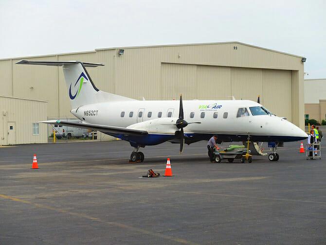 Niagara Falls by Private Plane Day Trip - Private Plane