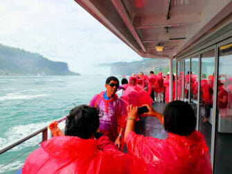 Niagara Falls by Private Plane Day Trip - Tourists