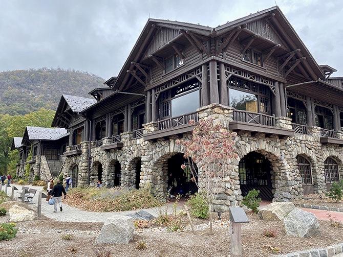 Daytrip to Bear Mountain in New York - Bear Mountain Inn