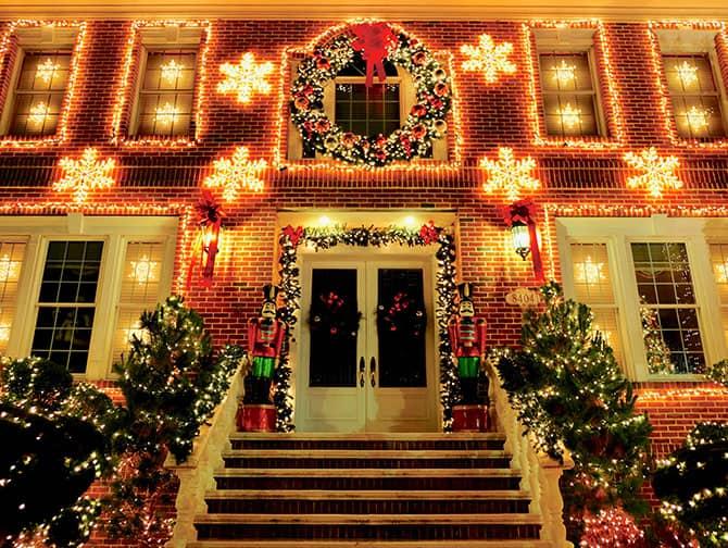 Dyker Heights Christmas Lights 1