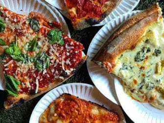 West Village Food Tour in New York - Pizza at Artichoke