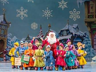 Elf the Christmas Musical Tickets - Santa