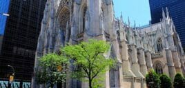 St. Patrick's Cathedral in New York