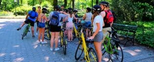 Bike Tours in New York