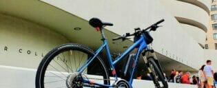 Renting a bike in New York