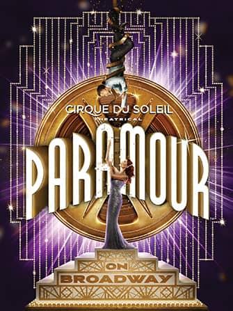 Cirque du Soleil in New York Tickets - Poster
