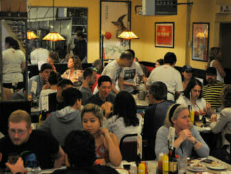 Chinatown and Little Italy Food Tour - Restaurant