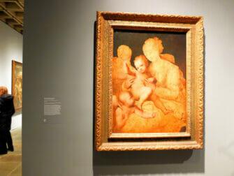 The Met Breuer in New York Unfinished - Exhibition