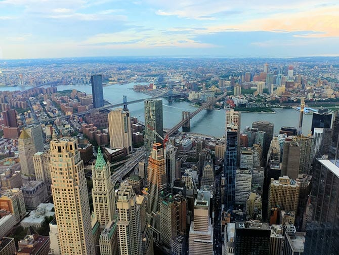 Best Views in New York - One World Observatory