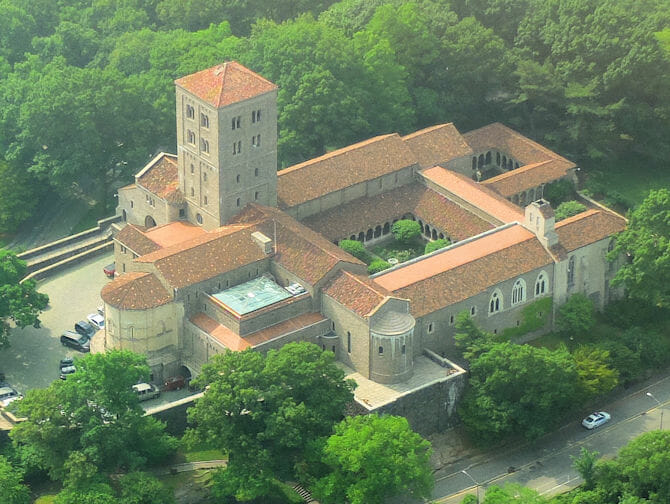 The Met Cloisters in New York
