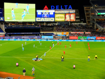 New York on a Budget -Soccer