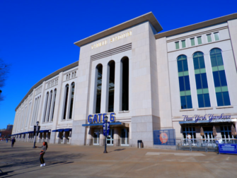 New York on a budget - Yankees