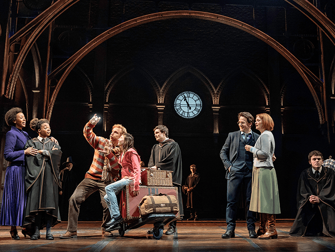 Harry Potter and the Cursed Child on Broadway Tickets - The New Generation