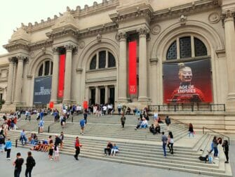 Difference between New York Explorer Pass and New York Pass - The Met