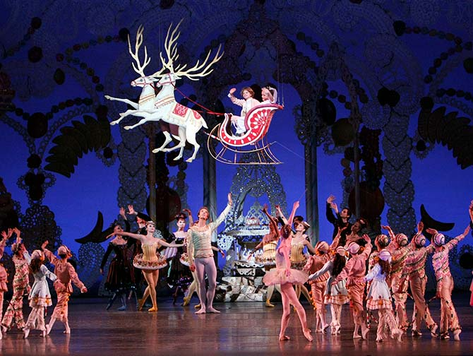 The Nutcracker in New York tickets - Christmas