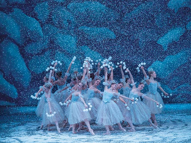 The Nutcracker in New York tickets - Snow