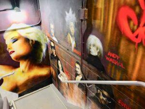citizenM New York Bowery Hotel - Graffiti