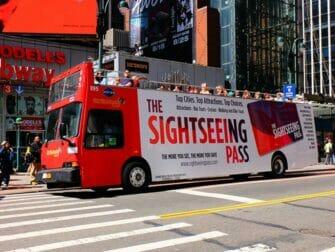 Multi City Discount Pass USA Hop on Hop off Bus