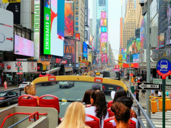 Difference between New York Sightseeing Day Pass and New York Pass - Hop on Hop off Bus