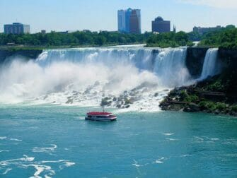New York to Niagara Falls by Bus Day Trip - Maid of the Mist