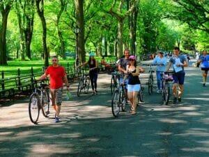 Electronic Bike Tour New York