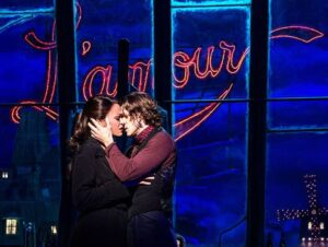 Moulin Rouge! The Musical on Broadway Tickets - L'amour
