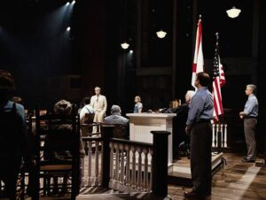 To Kill a Mockingbird on Broadway Tickets - In Court